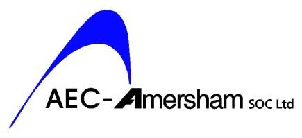 AEC Amersham logo
