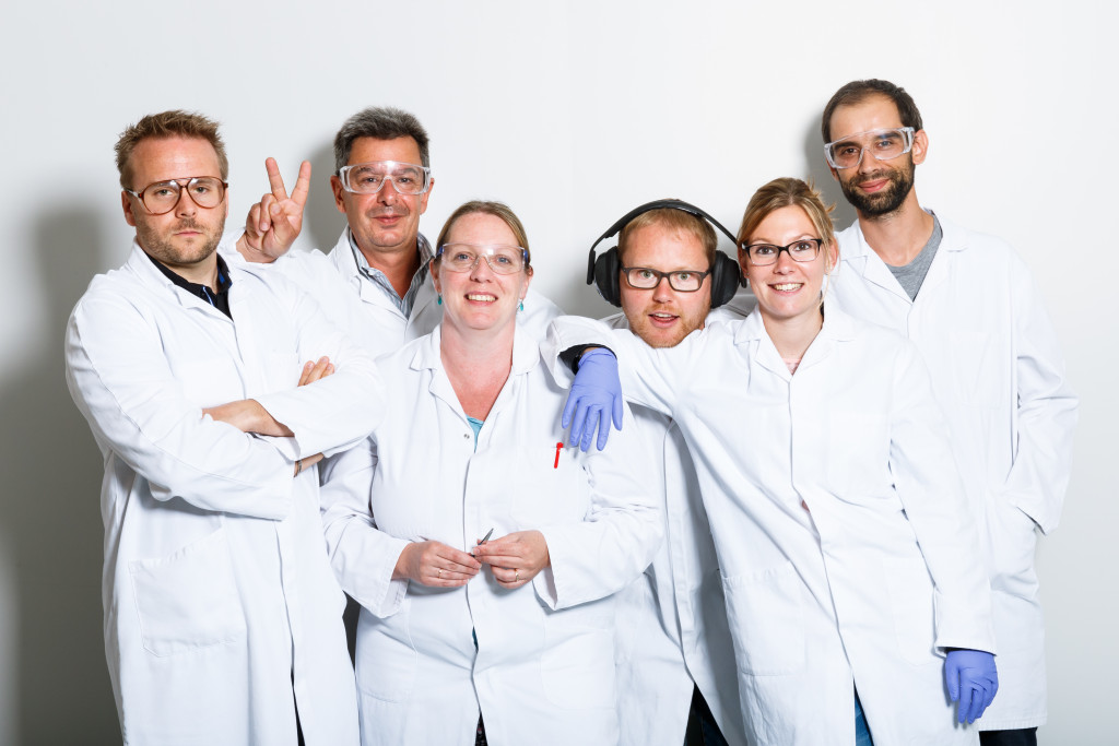 Polyplus-transfection R&D team