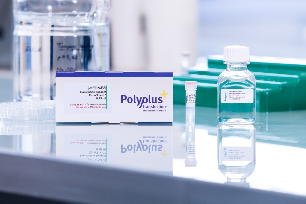 jetPRIME packaging - Polyplus-transfection