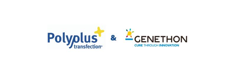 Polyplus-transfection and Généthon