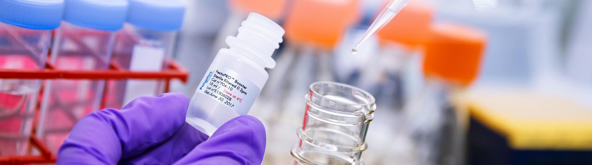Polyplus-transfection - Bioproduction