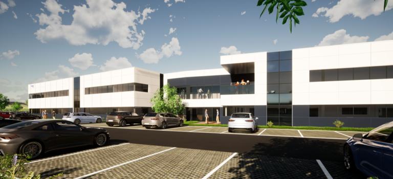 Vectura - new building 2021